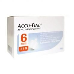 Accu fine 6 mm